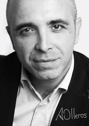 Ángel Olleros, experto en seguridad privada